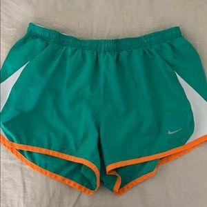 Nike Running Shorts Miami Colors